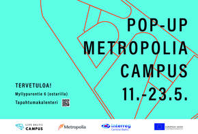 Pop-up Metropolia Campus_Uusimaa